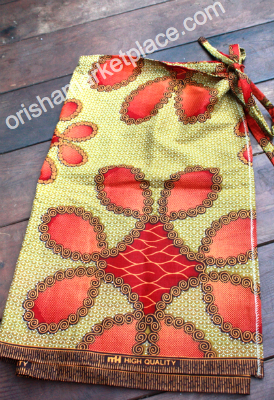Ankara Wrapper