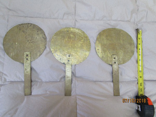 Abebe Ide Brass Fan For Osun Oshun