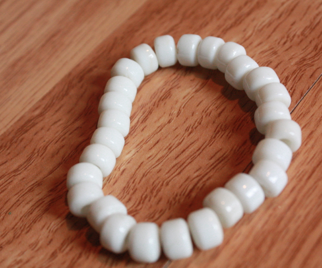 Sesefun Ide Obatala Beads for Wrist TRADE BEADS