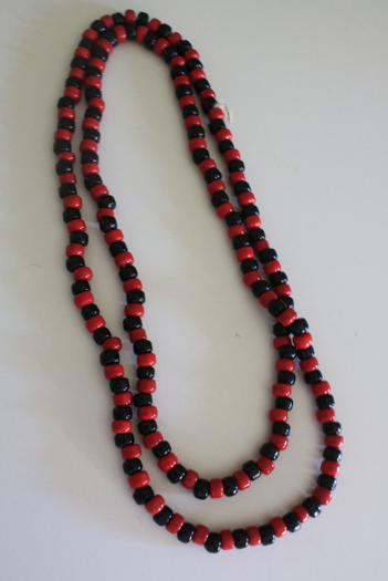 Esu Large Trade Beads for Neck