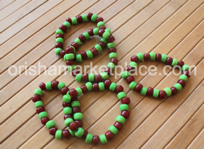 Ide Ifa, Trade Beads large trade beads