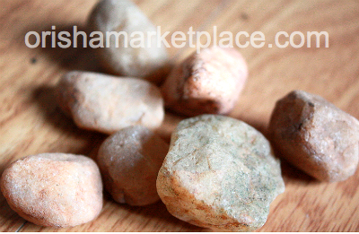 Ota Osun Authentic Oshun Stones