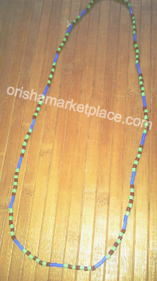 Otutuopon Ifa Beads with Segi Beads