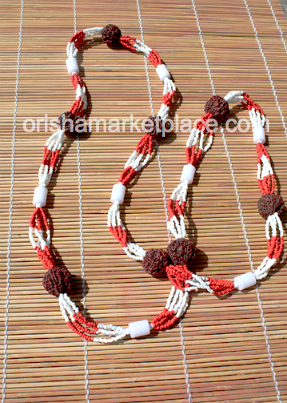 Sango Beads Multi-strand for Neck